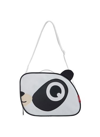 Zoozy Panda Beslenme Çantası Renkli